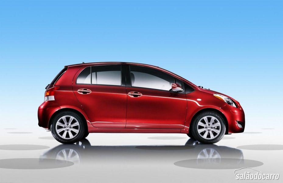 Toyota anuncia recall global de 185 mil carros