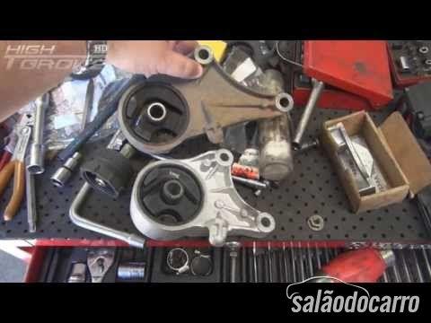 Montagem de um motor