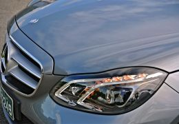 Face-lift da Mercedes-Benz Classe E
