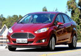 Ford lança New Fiesta Sedan no Brasil