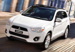 Mitsubishi anuncia recall do ASX no Brasil
