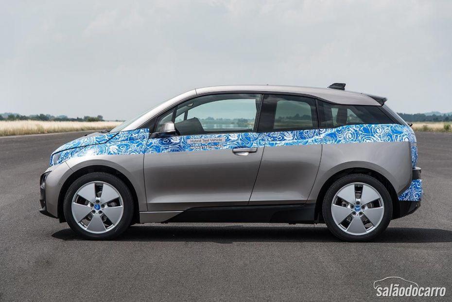 BMW fala sobre o i3