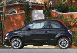 Teste do Fiat 500C