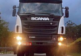 Primeiras impressões do Scania G480