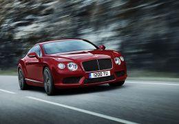 Bentley lança no Brasil o Continental GT V8 no Brasil
