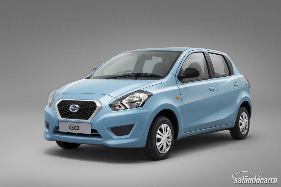 Go será o primeiro modelo popular do relançamento da Datsun