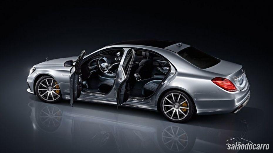Mercedes revela seu S 63 AMG
