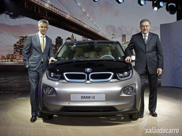 BMW confirma lançamento de elétrico no Brasil para 2014