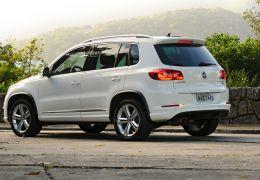 Teste do Volkswagen Tiguan R-Line