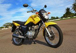 Honda renova CG 125 Fan