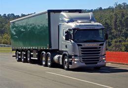 Lançamento da linha Scania Streamline