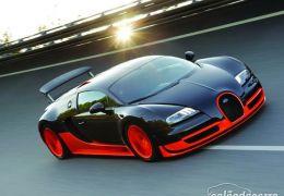 Bugatti Veyron - Carro mais Rápido do Mundo
