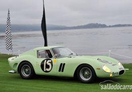 Ferrari 250 GTO - carro mais caro da História