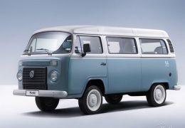 Edição limitada do Volkswagen Kombi