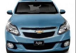 Novo Chevrolet Agile é apresentado na Argentina