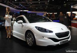Novo Peugeot RCZ - Novidades e Detalhes