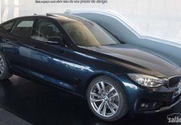 BMW Série 3 GT chega ao Brasil ao segundo trimestre de 2013