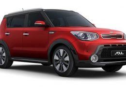 Kia Motors apresentará novo Kia Soul