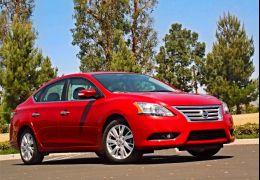 Teste do Nissan Sentra SL