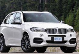 BMW X5 M50d é a novidade da montadora para o quarto trimestre de 2013