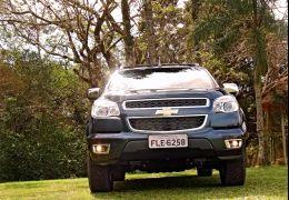 Primeiras impressões da Chevrolet S10 com motor de 200 cv