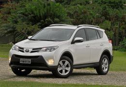 Teste do Toyota RAV4 2.0 4x2