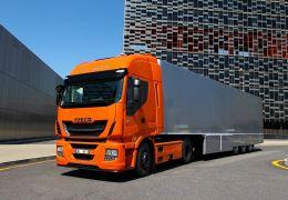 Iveco apresenta o caminhão extrapesado Hi-Way
