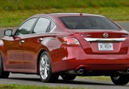 Nissan Altima chega ao Brasil em Novembro; faça a sua reserva!