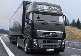 FH16 700 Volvo - Um dos Caminhões mais Potentes do Mundo