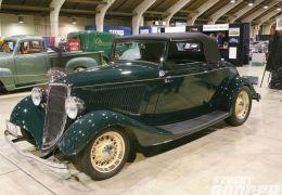 Conheça o Ford Cabriolet 1934