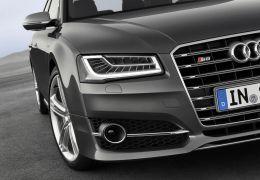 Novo Audi A8 é apresentado no Salão de Frankfurt