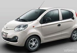 Novo Chery QQ - Carro mais barato do Brasil