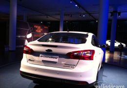 Novo Ford Focus Sedã surpreende com sua tecnologia arrojada
