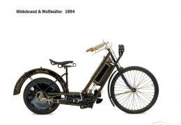 Hildebrand & Wolfmüller - Primeira Moto do Mundo