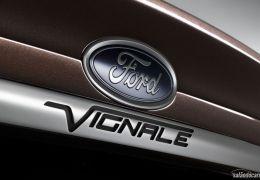 Mondeo Vignale Concept - Carro de Luxo da Ford para 2015