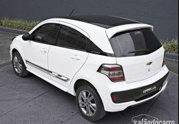 Chevrolet apresenta o novo Agile Effect