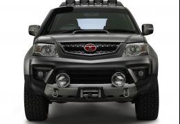 Tuff Truck Concept - a aposta da Tata Motors