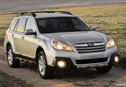 Subaru prepara lançamento do Outback 2014