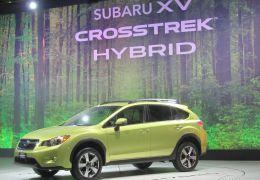 Subaru XV Crosstrek 2014 - Mais um veículo híbrido no mercado!
