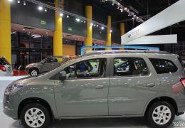 Conheça o Novo Spin, a minivan da Chevrolet