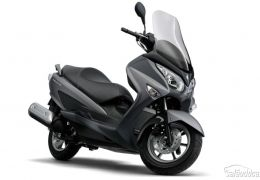 Suzuki revela as novas scooters: Burgman 125 ABS e Burgman 200 ABS