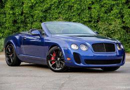 Tudo sobre o Bentley Mulsanne Convertible