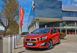 Holden Barina RS: o novo compacto para famílias