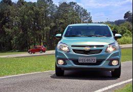 Primeiras impressões do Chevrolet Agile 2014