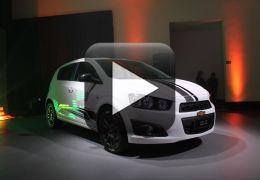 Vídeo: Chevrolet apresenta série especial Effect - Agile e Sonic