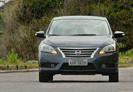 Teste do novo Nissan Sentra