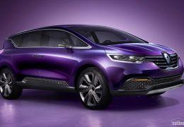 Renault apresenta o conceito Initiale Paris