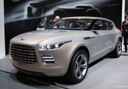Aston Martin Lagonda apresenta espaço, conforto e boa aceleração