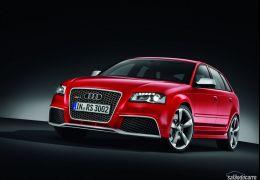 Audi RS3 é a versão mais potente e poderosa do S3