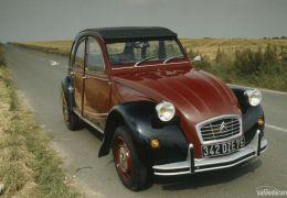 Citroën 2 CV comemora 60 anos de História